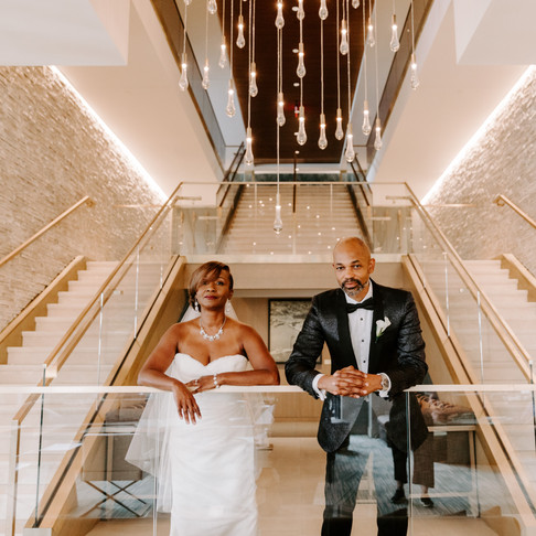 Intercontinental Wharf Washington DC Wedding