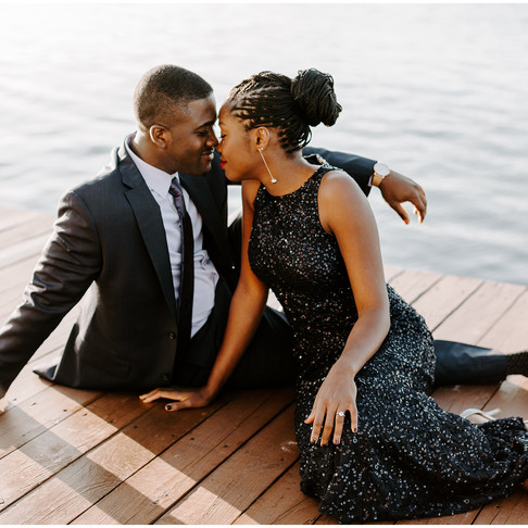 Fells Point Engagement // Pamela + Michael // Baltimore Wedding Photographer