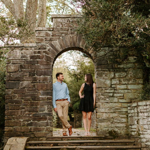 Glenview Mansion Engagement Session // Sarah + Ryan // Maryland Photographer
