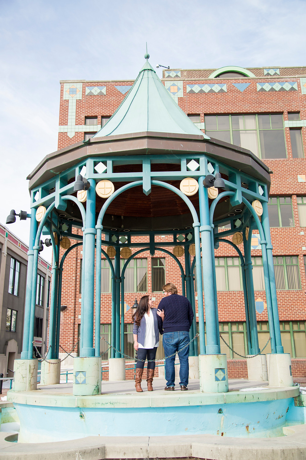 Old Town Alexandria_Engagement_Alicia Wiley Photography