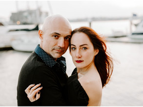 Fells Point  + Sagamore Pendry Engagement