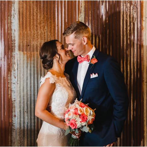 The Booking House // Stephanie + Kevin // Pennsylvania Wedding Photography