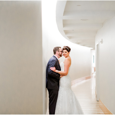 Hyatt Regency Chesapeake Bay Wedding // Stephanie + Adam // Maryland Wedding Photographer