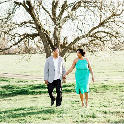 Swan Harbor Farm Engagement // Deidra + Joe // Maryland Portrait Photographer