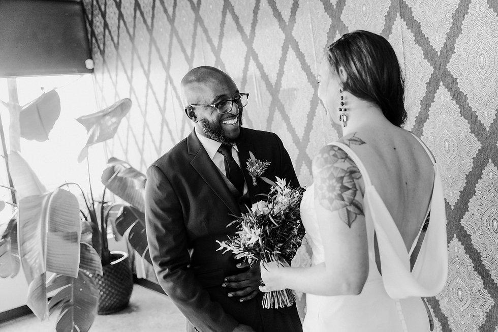 HABITAT Baltimore Wedding