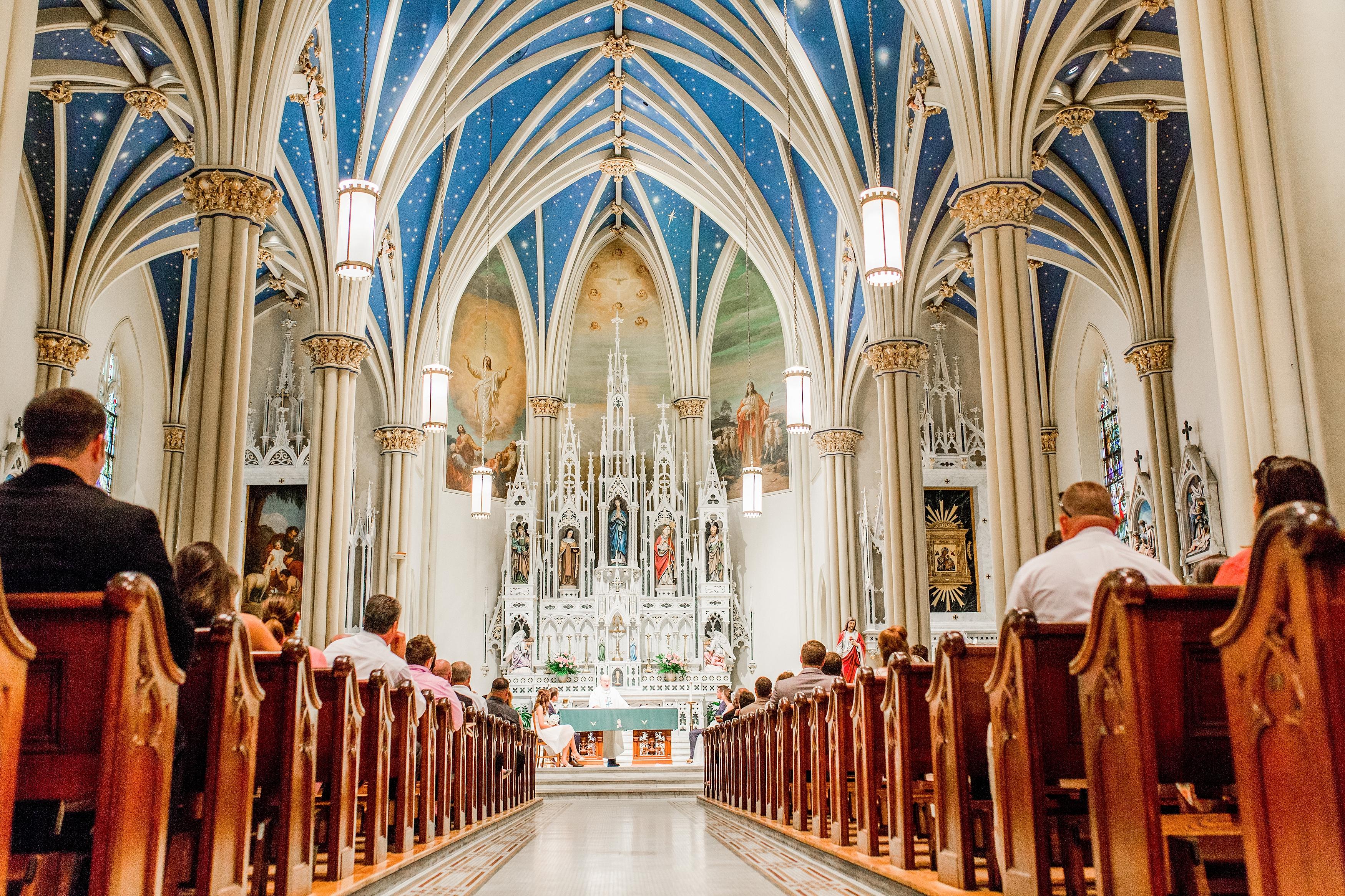 St Marys Church Annapolis Wedding