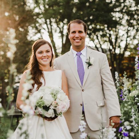 Maryland Wedding Photographer // Embry + Harris // Private Horse Farm Wedding