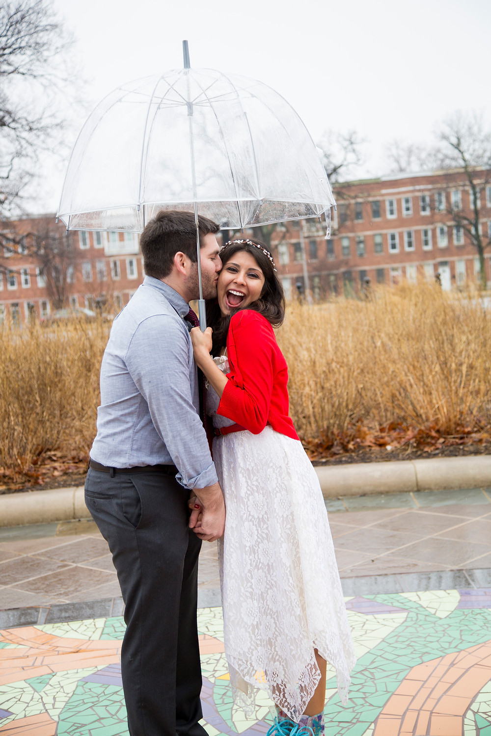 Rawlings Conservatory Baltimore Wedding Photographer