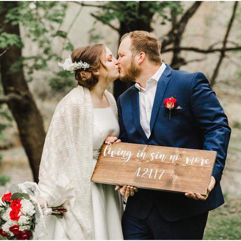 Rock State Park Elopement // Sarah + Joe // Maryland Wedding Photographer
