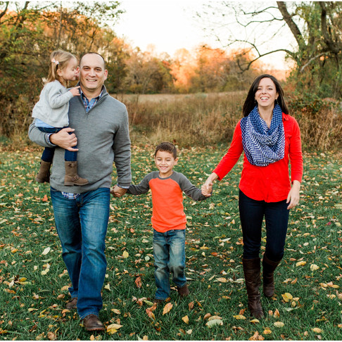 Steppingstone Farm Museum Portraits // Fall Mini Sessions // Maryland Portrait Photographer