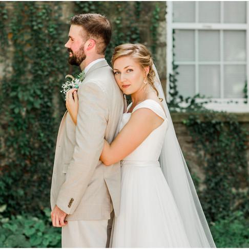 St Johns Catholic Church Wedding // Marianna + Anthony // Virginia Wedding Photographer