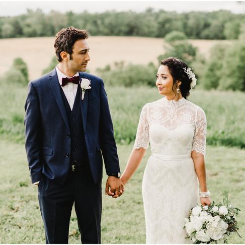 Rixey Manor // Dita + Bugra // Maryland Wedding Photographer