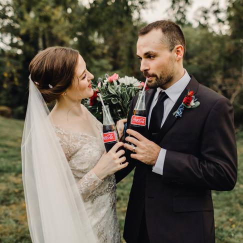 Mount Airy Mansion Wedding // Corinne + Jacob // Maryland Photographer