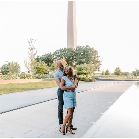 Smithsonian African American Art Museum // Corliss + Kenneth // Baltimore Maryland Photographer