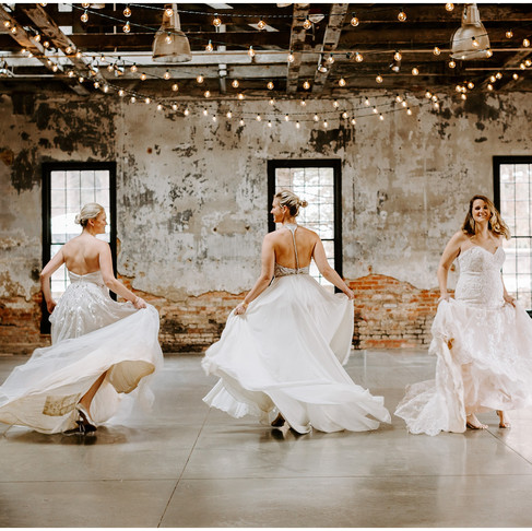 Mt Washington Mill Dye House Bridal Portraits // Baltimore Photographer