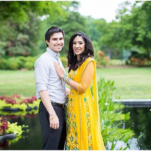 Belmont Manor Sangeet // Gurpreet + Shane // Maryland Wedding Photographer