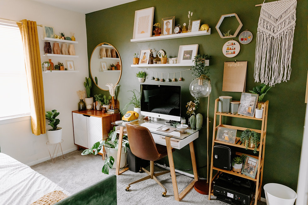 Alicia Wiley Photography Office