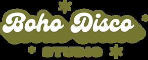 Boho Disco Studio