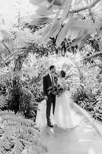 Rawlings Conservatory Wedding