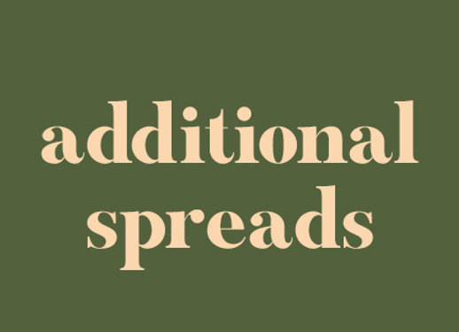 Additional Spreads