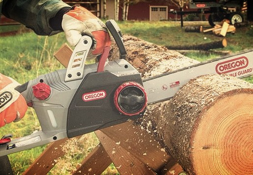 HOW TO SHARPEN A CHAINSAW: Electric Chainsaw Sharpener Faster & Better