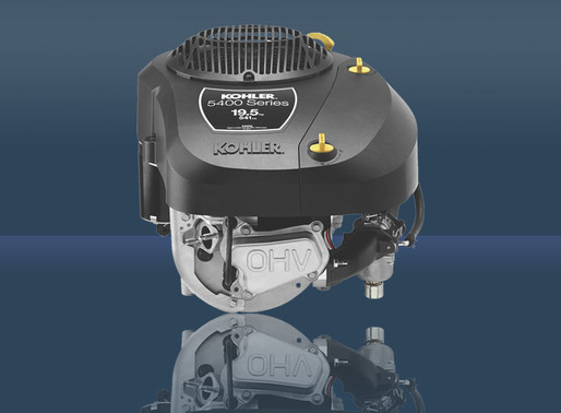 Eric Hudak of Kohler Discusses the New 5400 Series Engine