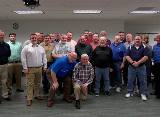 Our 2018 Annual Medart Engine Sales Meeting