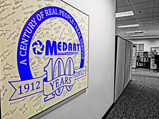 Medart's First Blog