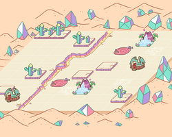 Adventure- Desert