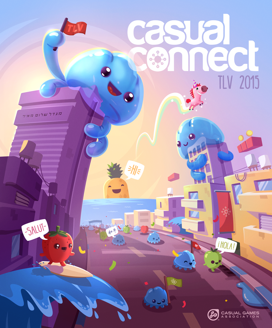 """Casual Connect"""