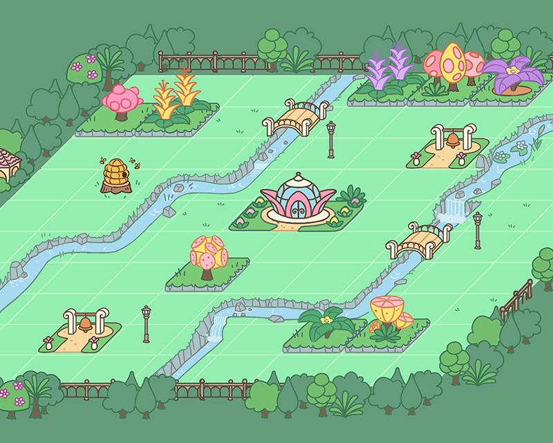 Adventure- Gardens