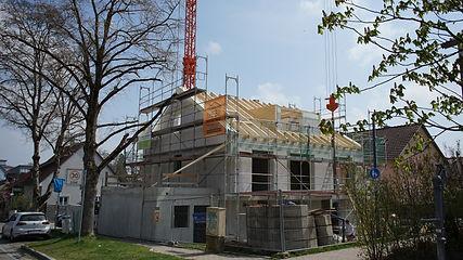 Dach Neubau