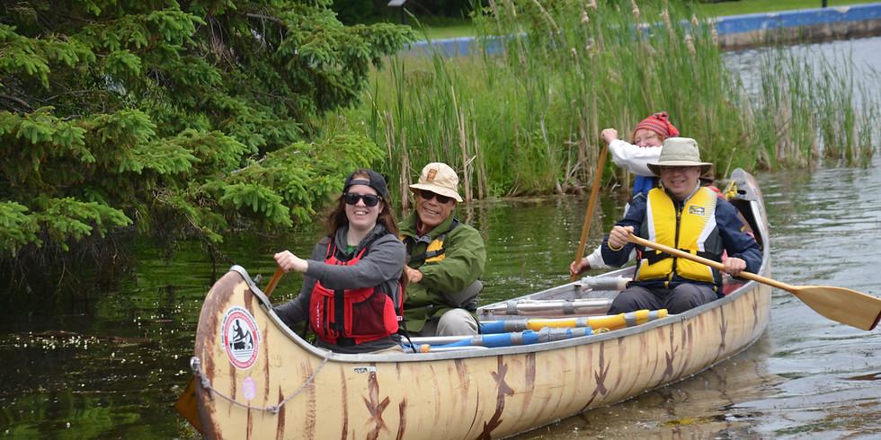 Spring 2021 Booking* - Rabaska Canoe Tours