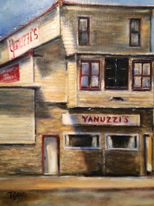 Yanuzzi's Prints