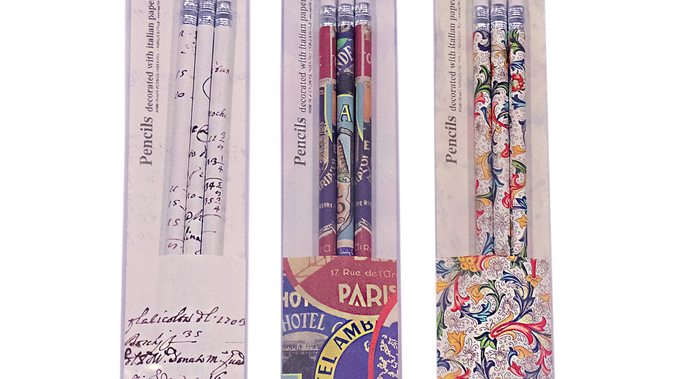 Italian pencils