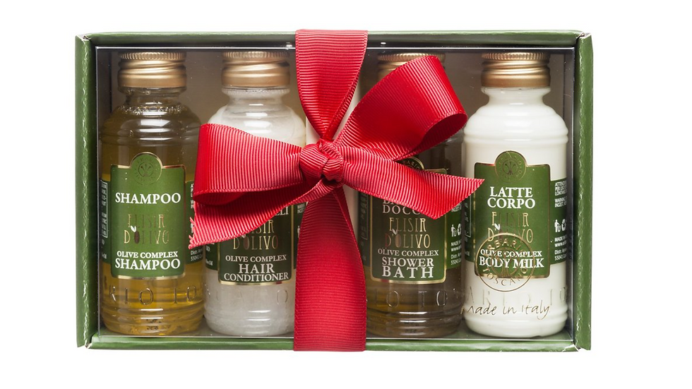 Erbario Olive Oil Elixir collection