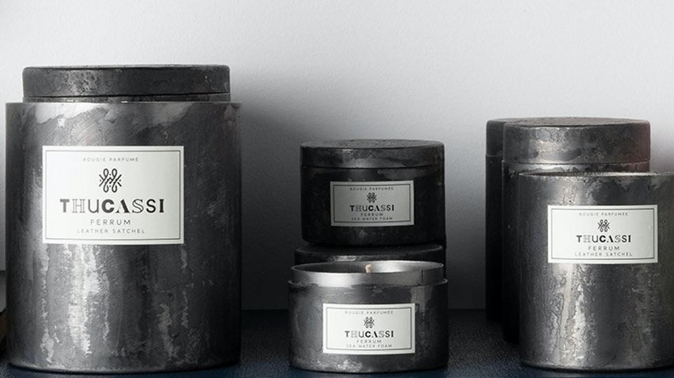 Thucassi Ferrum 28 oz candles