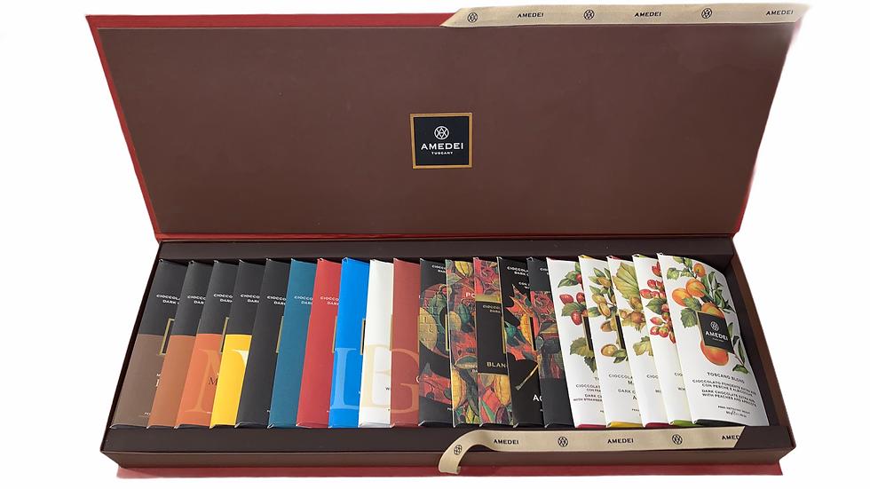 Sensazioni box of 20 bars