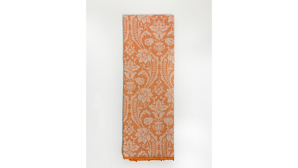 $120 cotton/linen Towels, hand finished