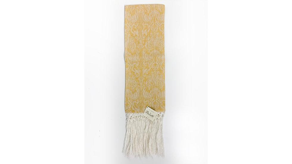 $200 100% Linen double fringe towel
