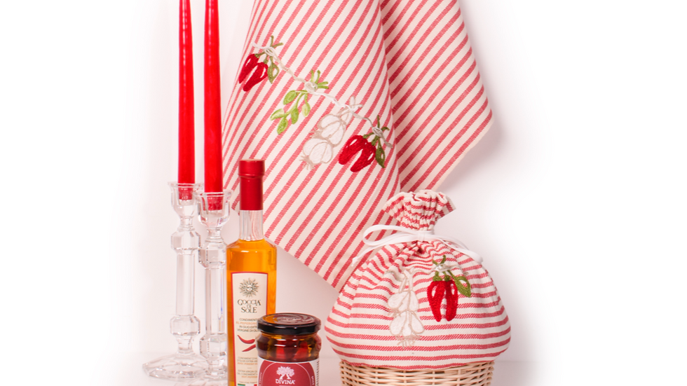 Hotline peppers gift set