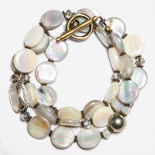 Arno convertible bracelet Lino