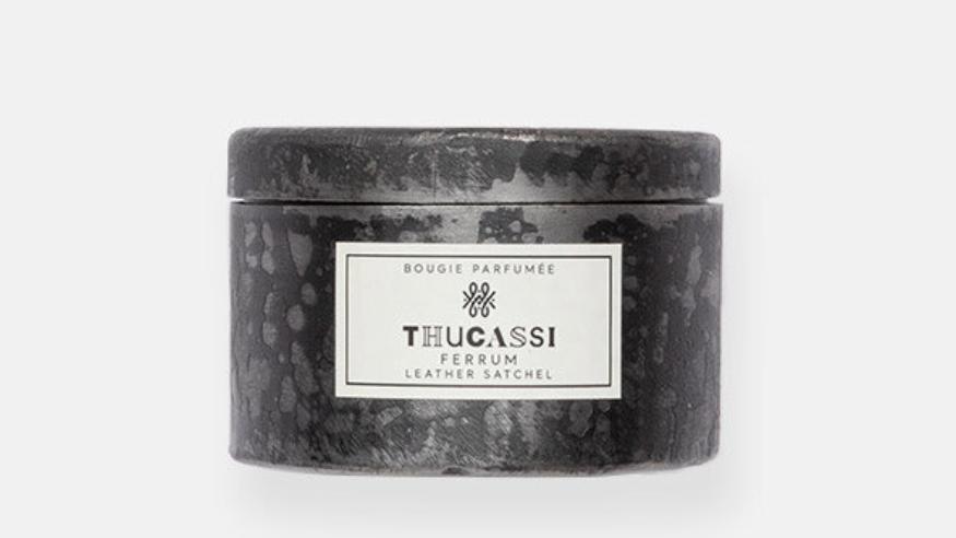 Thucassi Ferrum 4 oz candles