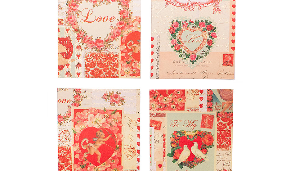 Florentine Paper Greeting Card