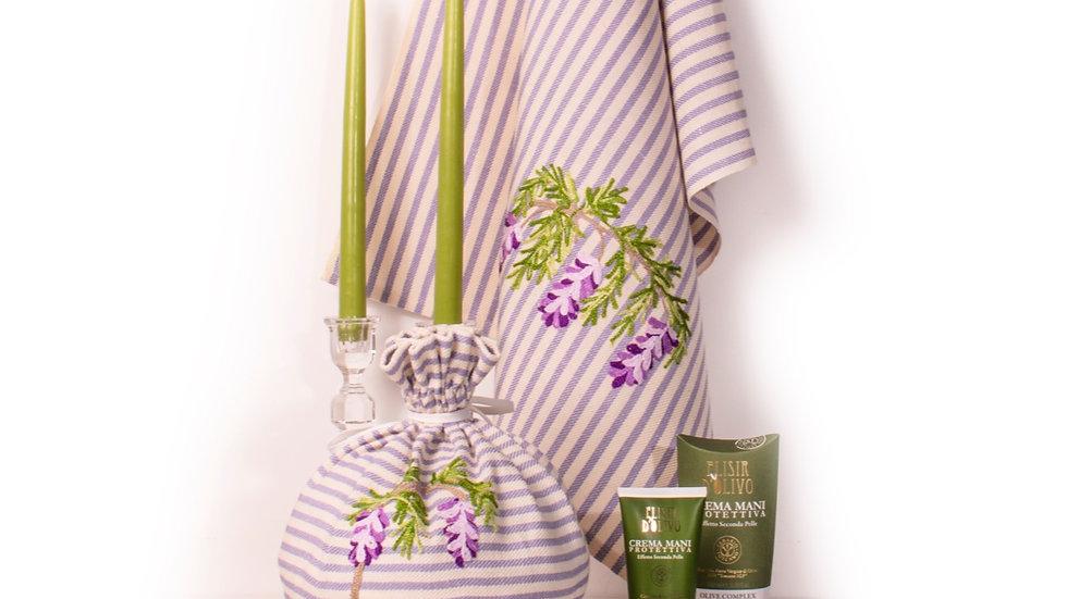 Wonderful wisteria gift set