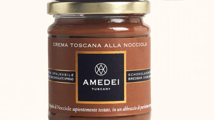 Tuscan Hazelnut spread
