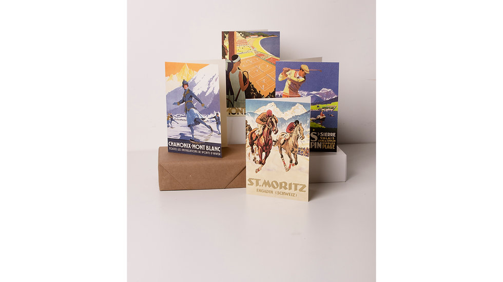 Rossi 1931 Greeting Cards - Travel Posters