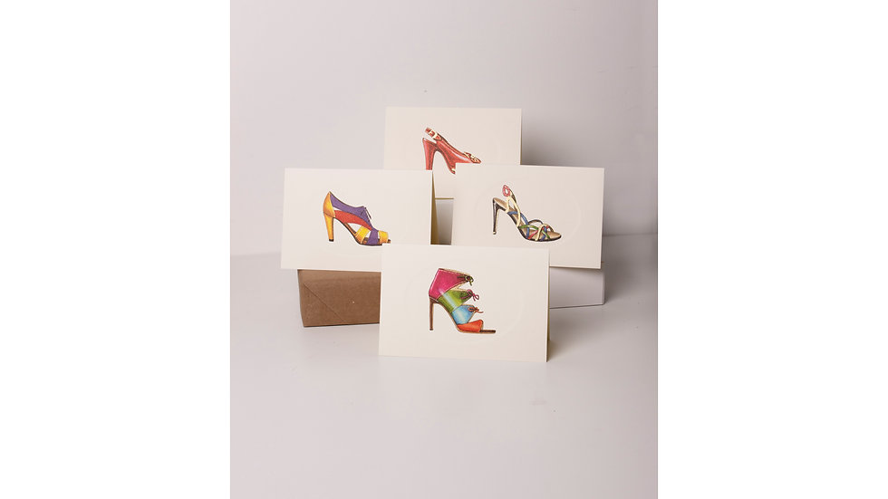 Rossi 1931 Greeting Cards - Heels