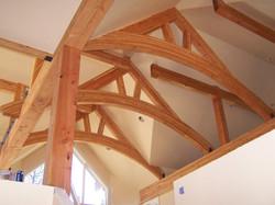 Heavy Timber Framing