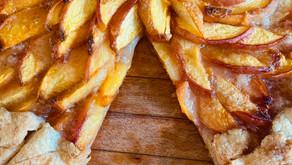 Farmer's Market Peach Galette Recipe